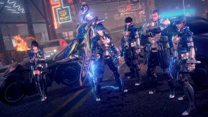 """Platinum Games Reveal New Action Game """"Astral Chain"""" for Switch"""