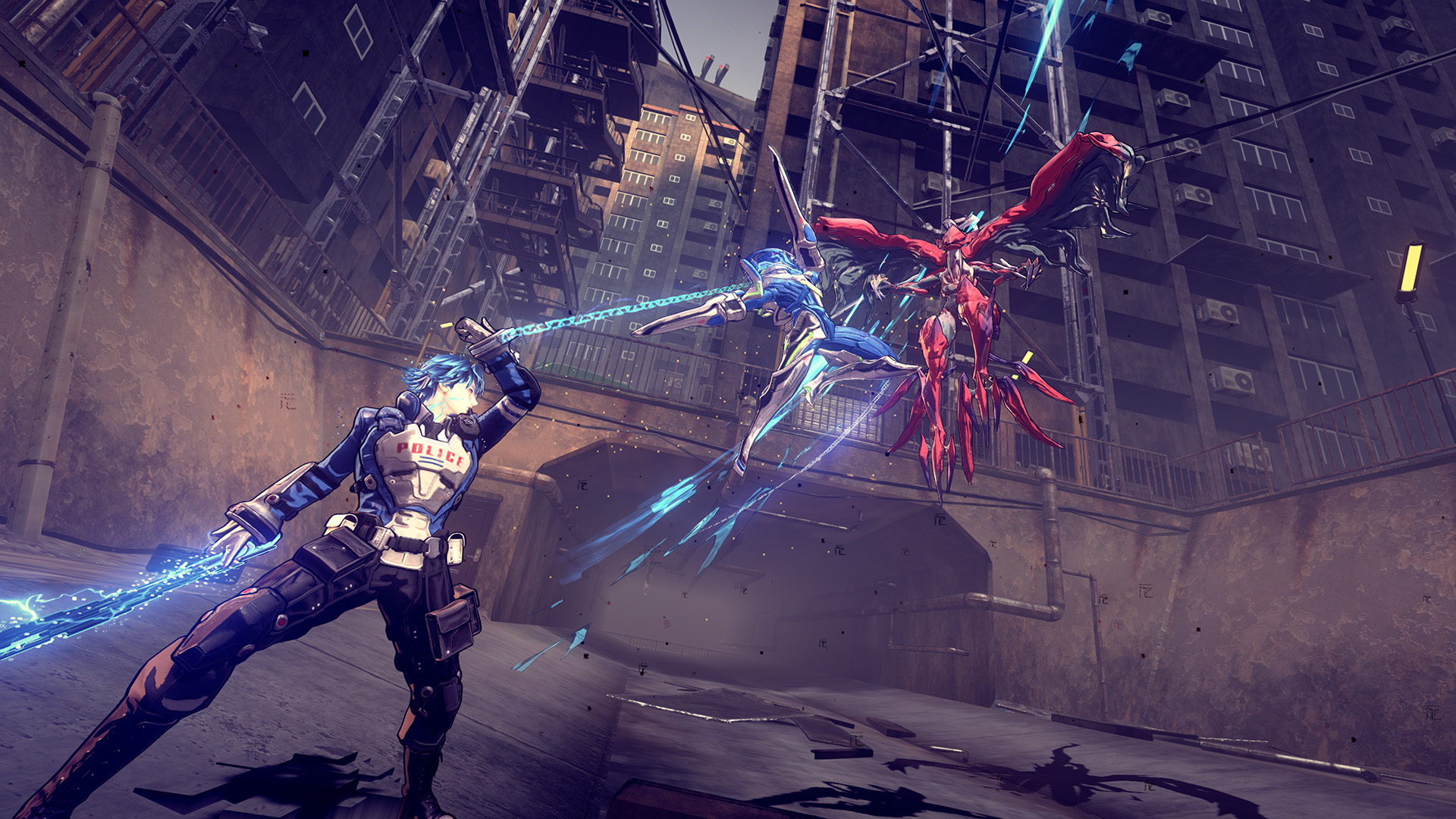 Platinum Games Reveal New Action Game Astral Chain For
