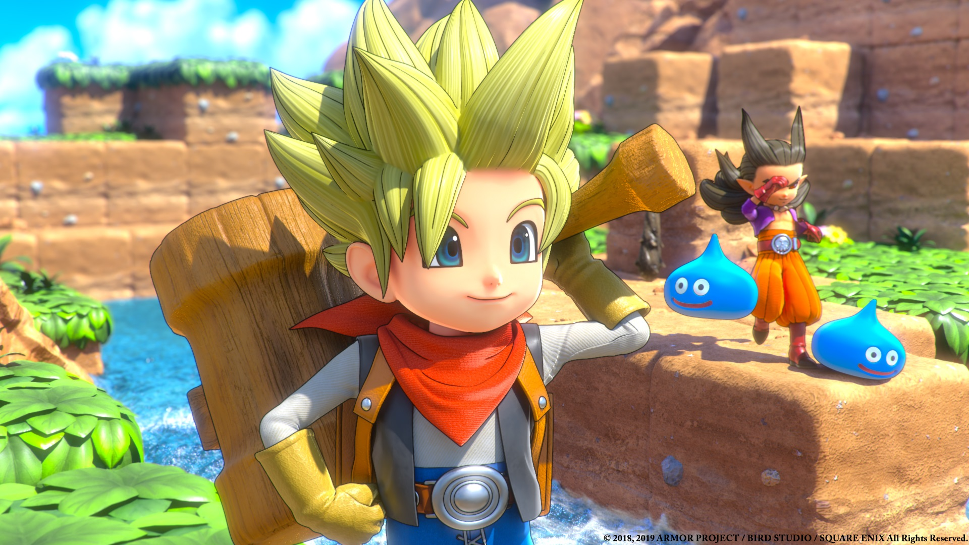 Dragon Quest Builders 2 Review - Niche Gamer
