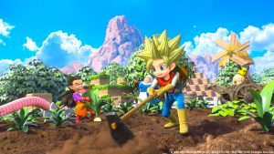 Dragon Quest Builders 2 Western Release Set for July 12