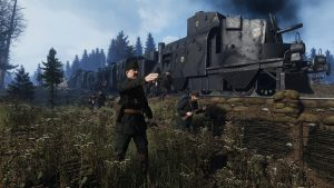 WWI FPS Tannenberg Leaves Early Access