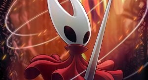Hollow Knight: Silksong Announced for PC, Mac, Linux, and Switch