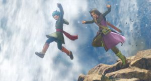 "Square Enix ""Undecided"" on Bringing Definitive Edition Content for Dragon Quest XI S to Original Release"