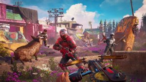 Gameplay Launch Trailer, First 12 Minutes of Far Cry: New Dawn