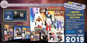 Limited Physical Versions Announced for The King of Fighters '97 Global Match on PS4 and PS Vita