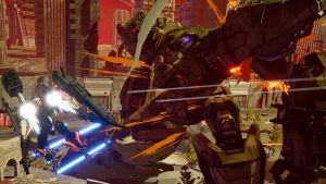 Daemon X Machina – Hands-On Demo Preview