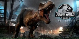 Jurassic World Evolution Review – Dino Tycoon