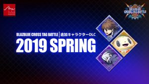 Teddie, Seth, Heart Aino, and Naoto Kurogane DLC Characters Revealed for BlazBlue: Cross Tag Battle