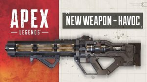 New Havoc Energy Rifle Now Available for Apex Legends