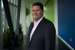 Reggie Fils-Aimé Will Teach at Cornell