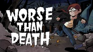 "Benjamin Rivers Announces New Game ""Worse Than Death"" for PC and Consoles"