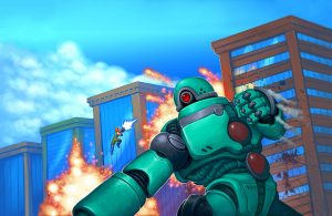 "Gunman Clive Dev Announces Next Game ""Mechstermination Force"" for Switch"