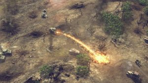 New DLC for Sudden Strike 4 Lets You Storm the Beaches of Iwo Jima
