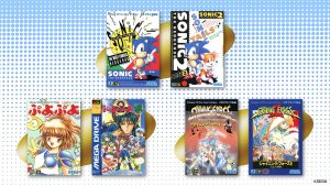 Sega Polling Fans on Which Games to Include on Mega Drive Mini
