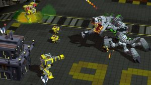 Indie RTS 8-Bit Invaders! Out Now on PS4 and Xbox One