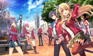 PS4 Port for The Legend of Heroes: Trails of Cold Steel Launches March 26 in North America