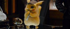 Second Trailer, New Poster for the Detective Pikachu Movie