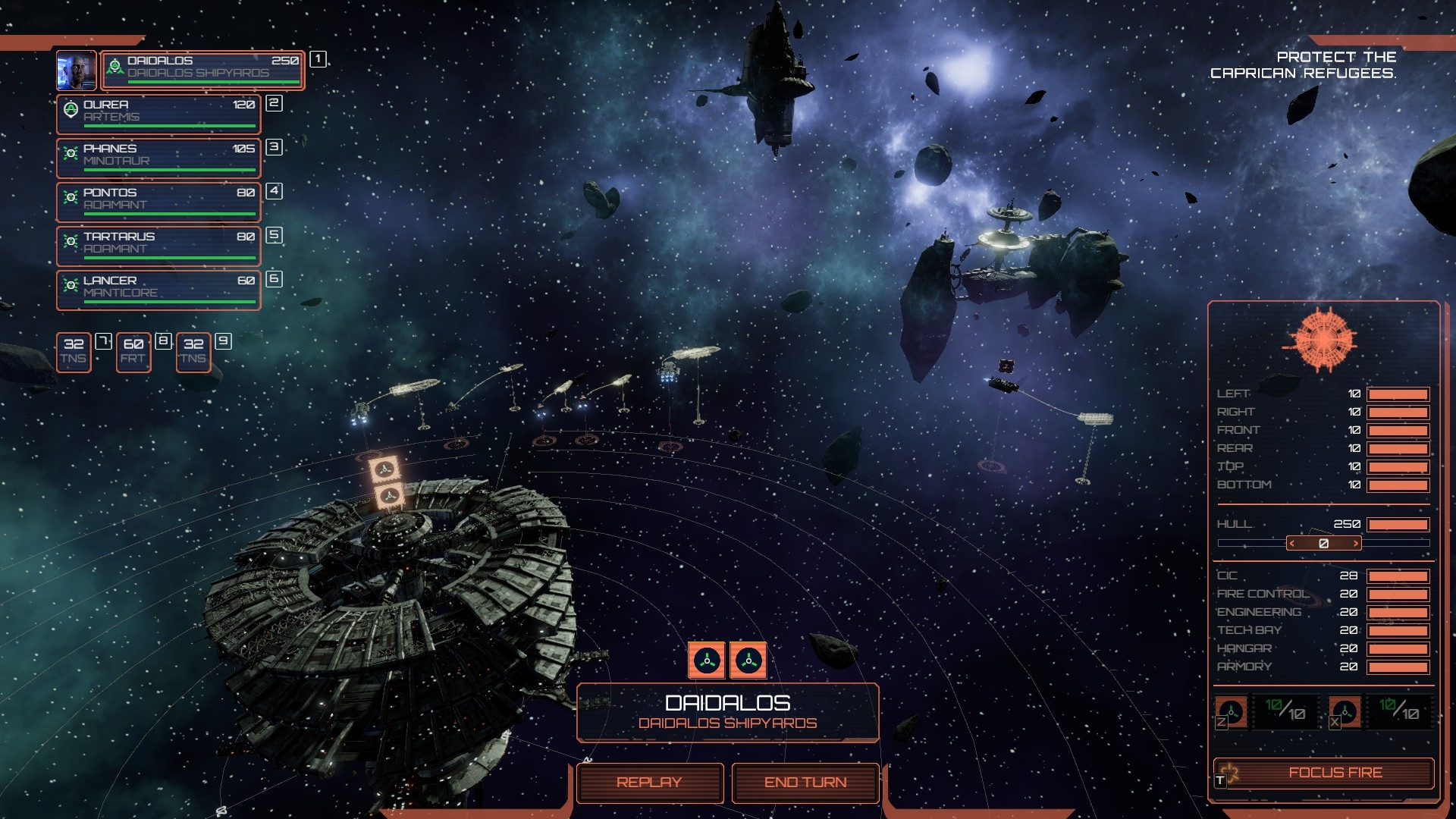 New DLC for Battlestar Galactica Deadlock Adds Story