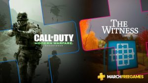 March 2019 PlayStation Plus Lineup Announced