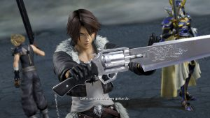 Free Version for Dissidia Final Fantasy NT Heads West on March 12, PC Version Added
