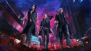 The Niche Gamer Community Game of the Year 2019 is Devil May Cry 5