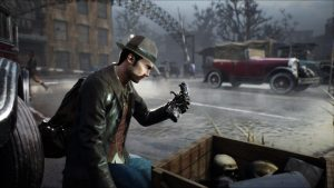 Detective Gameplay Trailer for The Sinking City
