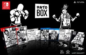 Physical Release Announced for Pato Box