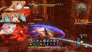 Sword Art Online: Hollow Realization Complete Edition Switch Gameplay Trailer