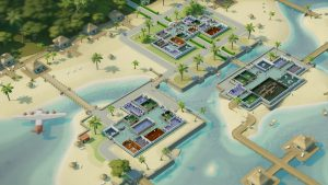 Pebberley Island DLC for Two Point Hospital Launches March 18