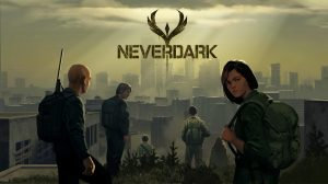 "Post-Apocalyptic Strategy Game ""Neverdark"" Announced"