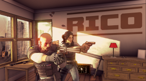 """Buddy Cop Co-op Shooter """"RICO"""" Launches Next Week for PC, Consoles"""