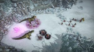 """Dinosaur Taming RTS """"Warparty"""" Hits Full Release on March 28"""