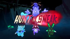 """3v1 Multiplayer Game """"Hunt 'n Sneak"""" Launches on April 10"""