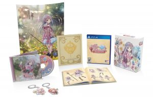 Limited Edition Announced for Atelier Lulua: The Scion of Arland
