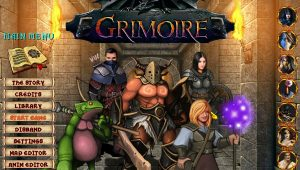 """GOG Turns Down Classic RPG """"Grimoire"""" for Publishing, Says It's """"Too Niche"""""""