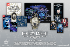 Physical Release and Collector's Edition Announced for Hollow Knight