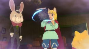The Tale of a Timeless Tome DLC Trailer for Ni no Kuni II: Revenant Kingdom