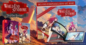 World End Syndrome Launches June 14 in Europe