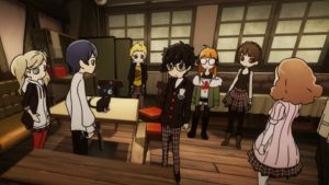 Persona Q2: New Cinema Labyrinth Story Trailer