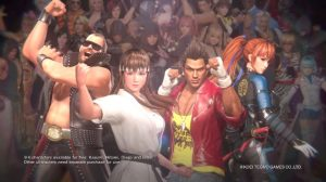 Free-to-Play Dead or Alive 6: Core Fighters Now Available