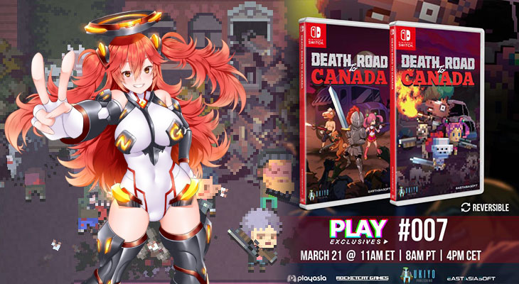 Niche Gamer and Playasia Giveaway - Death Road to Canada on