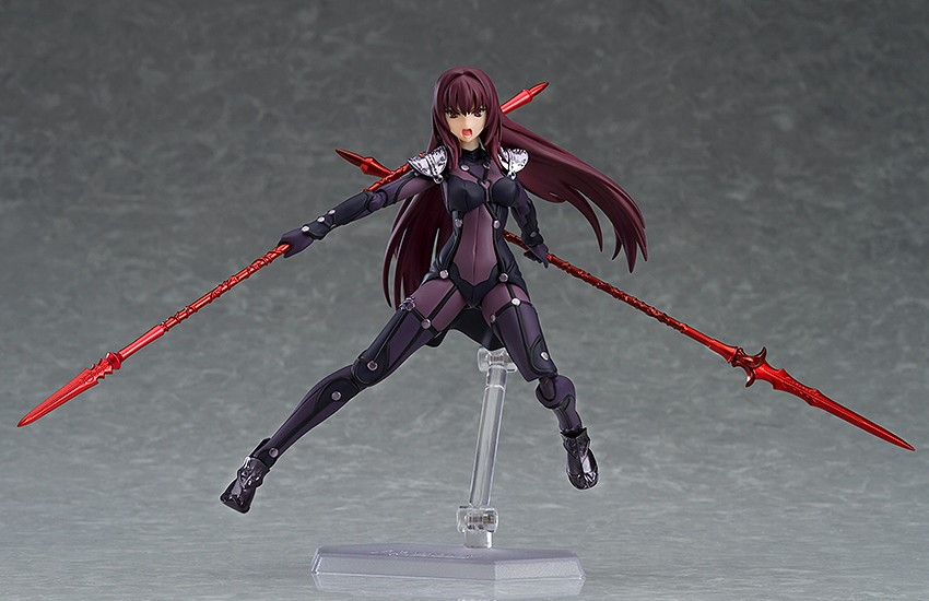 Max Factory: Fate/Grand Order Lancer Scáthach Figma Review