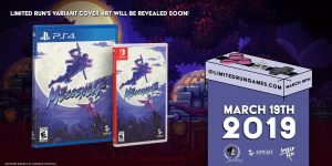 Limited Physical Version Announced for The Messenger