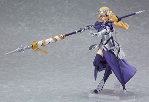 Max Factory Fate/Grand Order Ruler/Jeanne d'Arc Figma Review