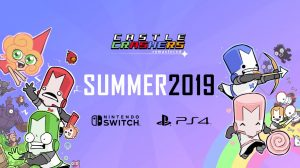 Castle Crashers Remastered Coming to PS4, Switch in Summer 2019