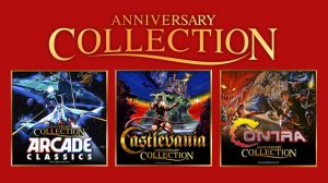 Konami 50th Anniversary Collection Announced for PC and Consoles