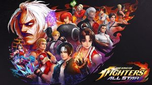The King of Fighters: All-Star Heads West in 2019