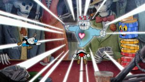 Cuphead Gets a Switch Port on April 18