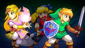 "Crypt of the Necrodancer and Legend of Zelda Spinoff ""Cadence of Hyrule"" Announced for Switch"