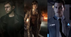 Heavy Rain, Beyond: Two Souls, and Detroit: Become Human Coming to PC via Epic Games Store